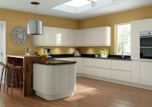 Pronto Lacarre Gloss Cream Kitchen